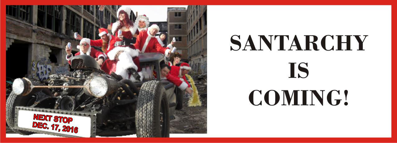 santarchy is coming