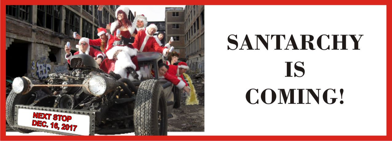 santarchy is coming date pic