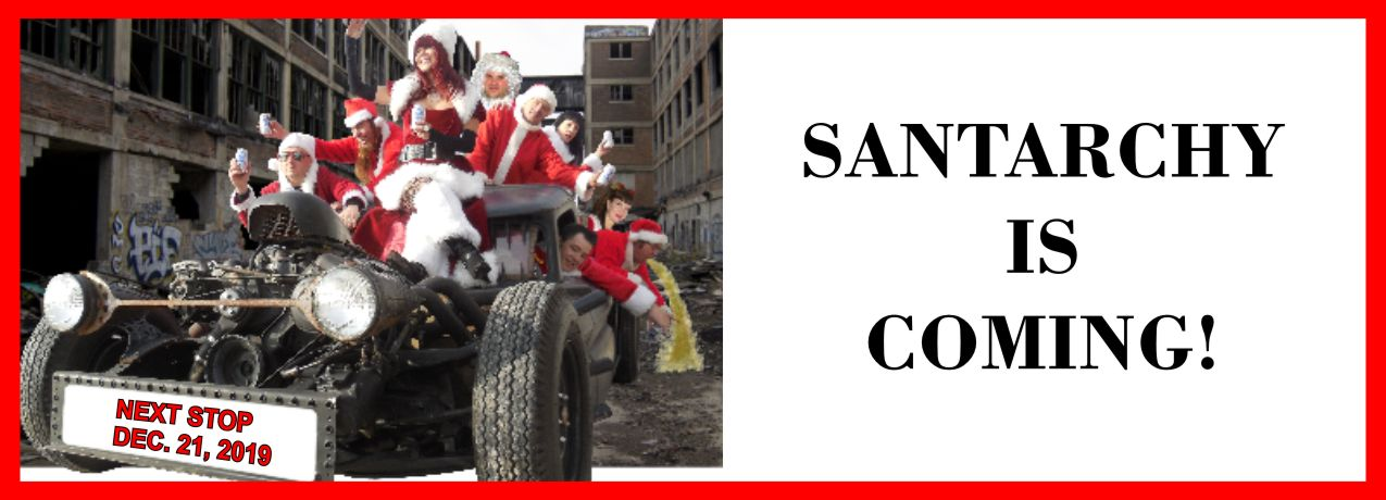 santarchy is coming in 2019