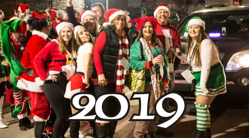 2019 detroit santarchy post image