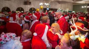 Ye Merry Old Santas