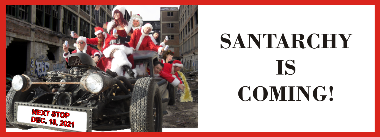 santarchy is coming in 2021